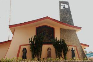 Capela no Centro de Tradições Nordestinas