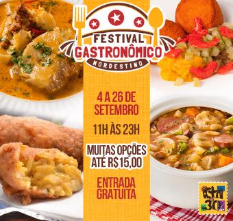 Festival Gastronômico do CTN 2021