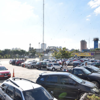 Estacionamento CTN